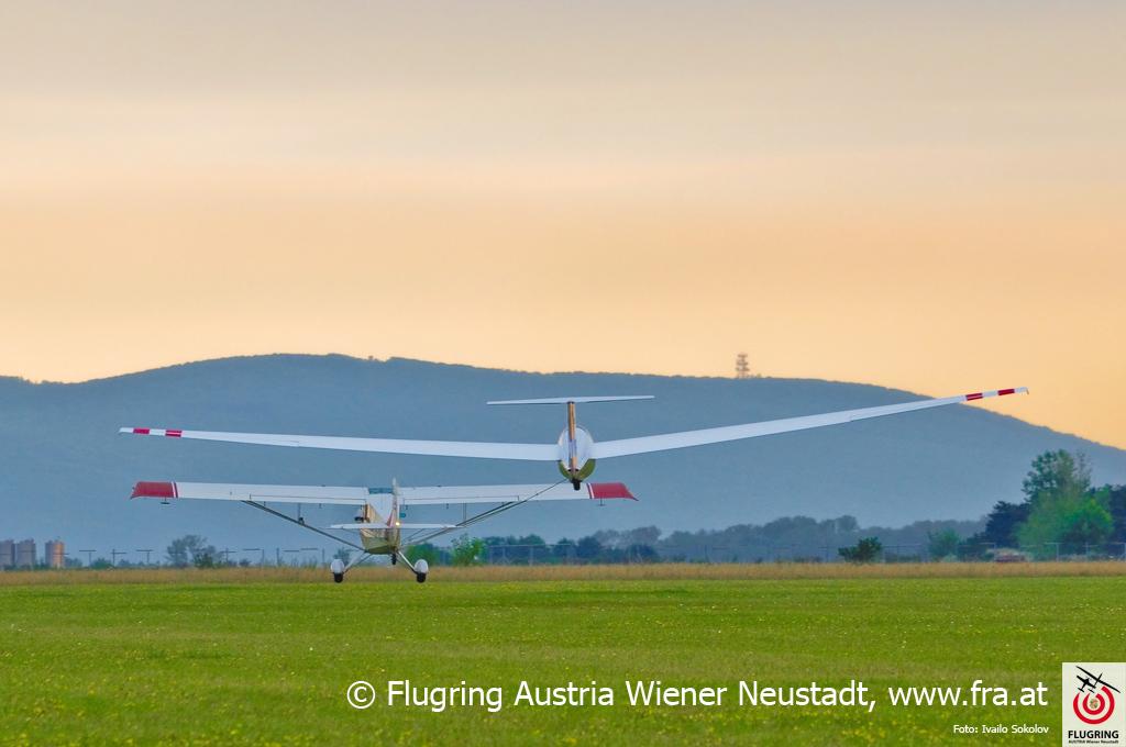 Segelfliegerschein machen in Wiener Neustadt